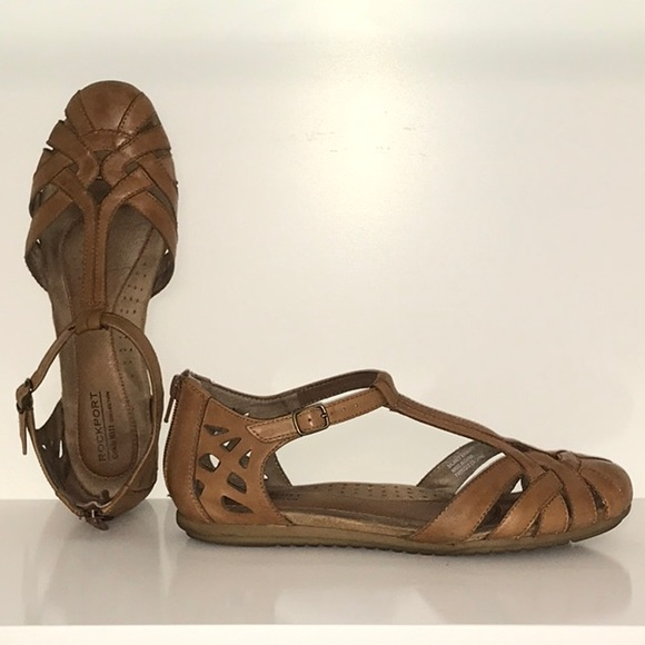 6fedf62f4b6c41 Rockport Cobb Hill Ireland Fisherman sandal. M 5b60bb34d365beb53eb01775